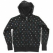 Толстовка детская Circa Skull Repeat Black/Cyan Hol09 2009 г инфо 6618r.